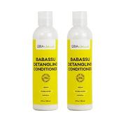 "Obia Naturals Babassu Detangling Conditioner 240ml ""Pack of 5.1cm"