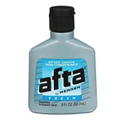 Afta by Mennen After Shave Skin Conditioner, Fresh 90ml