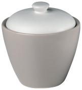 Bitossi Home BER261 Sugar bowl, Sorbetto Collection, Licorice