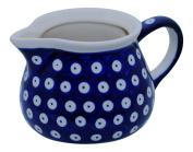 Original Pottery Ceramic Jug 0.4 Litres in Decor 8