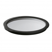 Rosle Glass Lid with Silicone, 12 cm