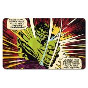 Hulk - Smash - Marvel Comics - Superhero - Breakfast Chopping Board - original licenced product - LOGOSHIRT