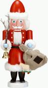 Large Father Christmas Nutcracker Seiffen Folk Art from the Ore Mountains