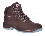 Leather All Weather Boot Trainer Breathable Waterproof Toecap Midsole 5 - 13 [9]