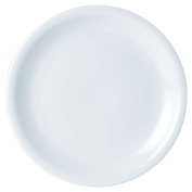Porcelite 160328 Narrow Rim Plate, 28 cm/11""