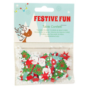 "Neviti ""Festive Fun"" Table Confetti, Multi-Colour, 14 g"