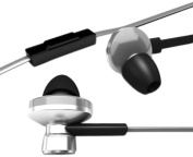 SMS Audio SMS_MXD50_EB_001 MXD50 Wired In_Ear Headphones _ Silver