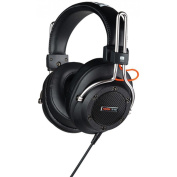 Fostex Semi-Open Professional Dynamic Headphones with Slappa HardBody Headphone Case