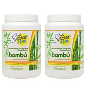 "Silicon Mix Bambu Hair Treatment 1770ml ""Pack of 5.1cm"