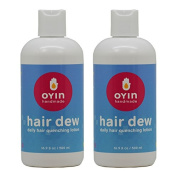 "Oyin Handmade Hair Dew Daily Hair Quenching Lotion 500ml ""Pack of 5.1cm"