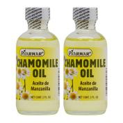 Aceite De Manzanilla 60ml Chamomile Oil 2-PACK