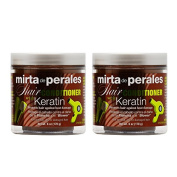 """Mirta De Perales Hair Conditioner with Keratin 180ml """"Pack of 5.1cm"""