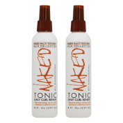 "Naked By Essations Tonic Daily Curl Renew 240ml ""Pack of 5.1cm"