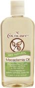 Cococare 100% Natural Macadamia Oil, 120ml