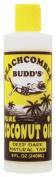 Hawaiian Beachcomber Budd Pure Coconut Oil 240ml Scented 8 Bottles