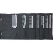 KareCo Roll Bag Comb Set, 8 pc