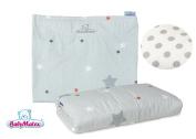 Baby Breastfeeding Set MATEX Fiddy Breastfeeding Shawl/Nursing Cover +/Head Pillow for Discreet Nursing