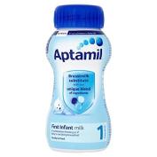Aptamil 1 First Milk 200Ml Ready To Feed Liquid