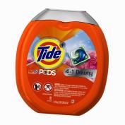 Tide PODS Plus Downy HE Turbo Laundry Detergent Pacs, April Fresh, 61 count