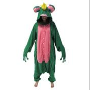 Adult Frog Mascot Halloween Costume size Standard