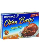 Reynolds Meats & Poultry Oven Bags, Large Sized, 5 Ct