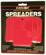 Fibre Glassevercoat FIB-381 Plastic Spreaders