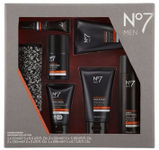 New XMAS KIT No7 Men Supercharged Grooming Collection For Him, Gift Set, Gift Box, New Arrival, XMAS GIFT, SKIN CARE, GIFT