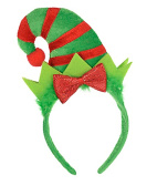 Amscan Elf Headband with Bow -1 piece