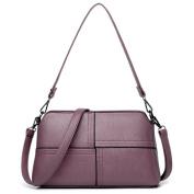Womens shoulder bags top-Handle handbag tote purse bag-D