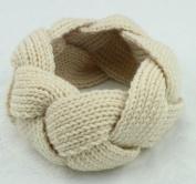 Wool Knitted Headbands for Fall and Winter Fashion Women Yoga Sports Casual Twist Hair Bands Headwear ear warmer Head Wrap
