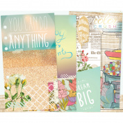 Colour Crush Personal Planner Inserts 8/pkg-staying Inspired