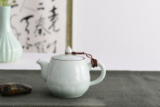 Teapot kettle Ceramic hand carving production 175ML Suitable for tea and coffee Enjoy oriental beauty Thick and delicate packaging Safe delivery