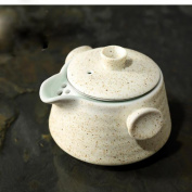 Teapot kettle Ceramic hand carving production 120ML Suitable for tea and coffee Enjoy oriental beauty Thick and delicate packaging Safe delivery