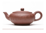 Teapot kettle Ceramic hand carving production 250cc Suitable for tea and coffee Enjoy oriental beauty Thick and delicate packaging Safe delivery
