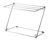 kitchen stainless steel rag Drying Rack Storage rack