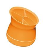 Mongardi Cutlery Drainer in Plastic Orange