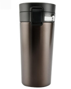 380ml travel Stainless Steel Vacuum Bottle Coffee Thermos Travel Insulated Container Insulated Flask Hydration Bottle Travel Tumbler 380ml