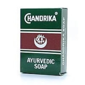 Auromere Bar Soap - Chandrika - 80ml