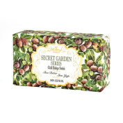 Zeyteen Secret Garden Olive Oil Shea Butter Soap 250g 260ml