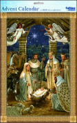Advent Calendar (WDM9998) - Jesus is Born - With Bible Text & Pictures