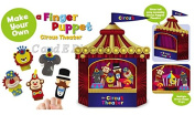 Make Your Own - Finger Puppet Circus Theatre