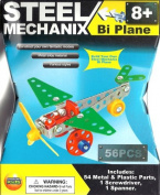 Steel Mechanix: Bi Plane