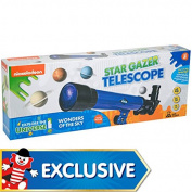Nickelodeon Star Gazer Telescope