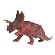 Arfbear Dinosaur Pentaceratops Medium Sized Soft TPR material Dinosaur for Cool Kids Present Children Toy Figure