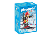 Playmobil 9287 Family Fun - Female Biathlete