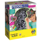 Creativity for Kids Fedora-ble Fashion