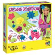 Creativity for Kids - Fleece Fashions