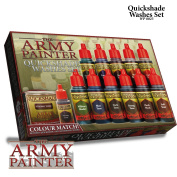 """Army Painter ARM08023 """"Quikshade Washes Set"""" Tabletop And Miniature Game"""