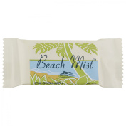 Beach Mist Face and Body Soap, Beach Mist Fragrance, .2220ml Bar, 1000/Carton