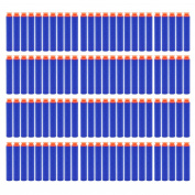 Nerf Darts, StillCool 100pcs 7.2cm Foam Bandolier Accessories for Nerf N-strike Elite Series Safe Toy Parts 2.83inch
